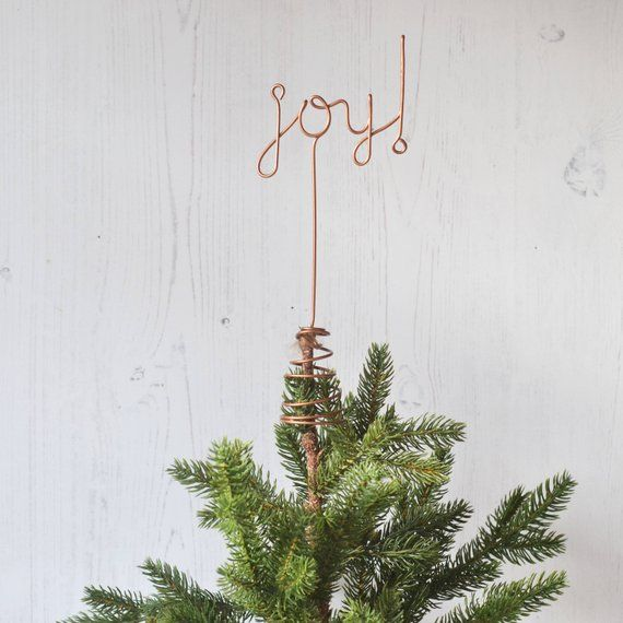 20 Unique Christmas Tree Topper Ideas Chic Ways To Top A Tree