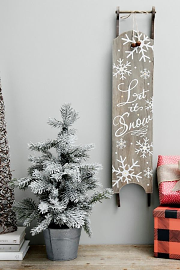 Wall Decoration Ideas For Christmas