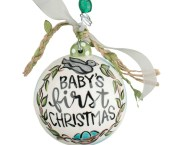 Christmas Ornament Baby