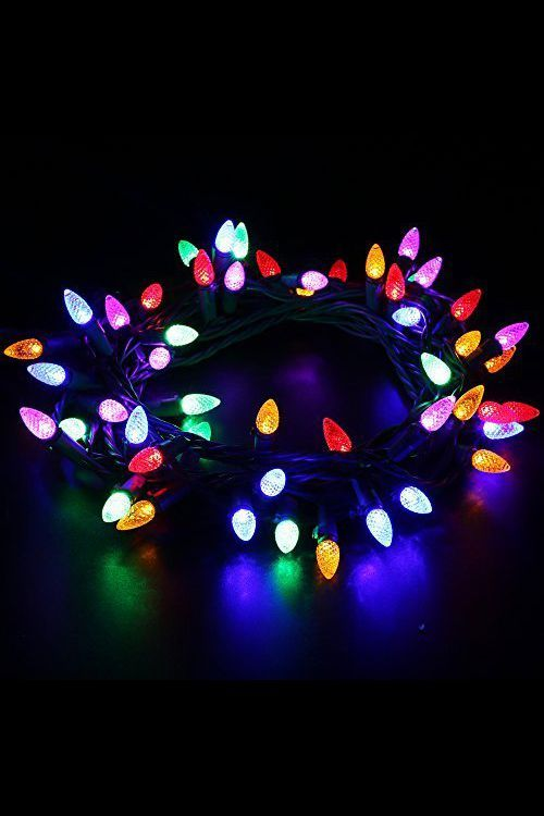 old fashioned led string