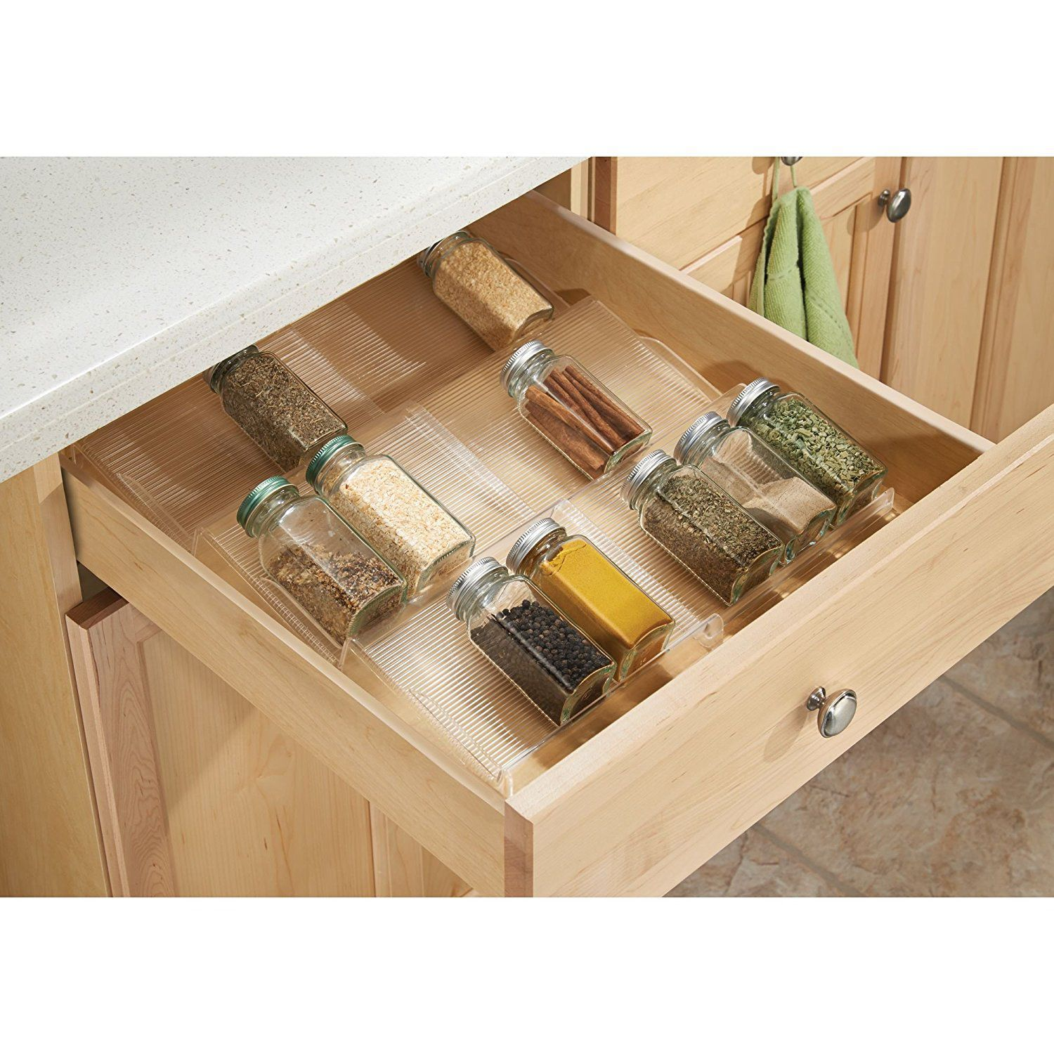 kitchen drawer l shaped table 15 best spice rack ideas how to organize spices
