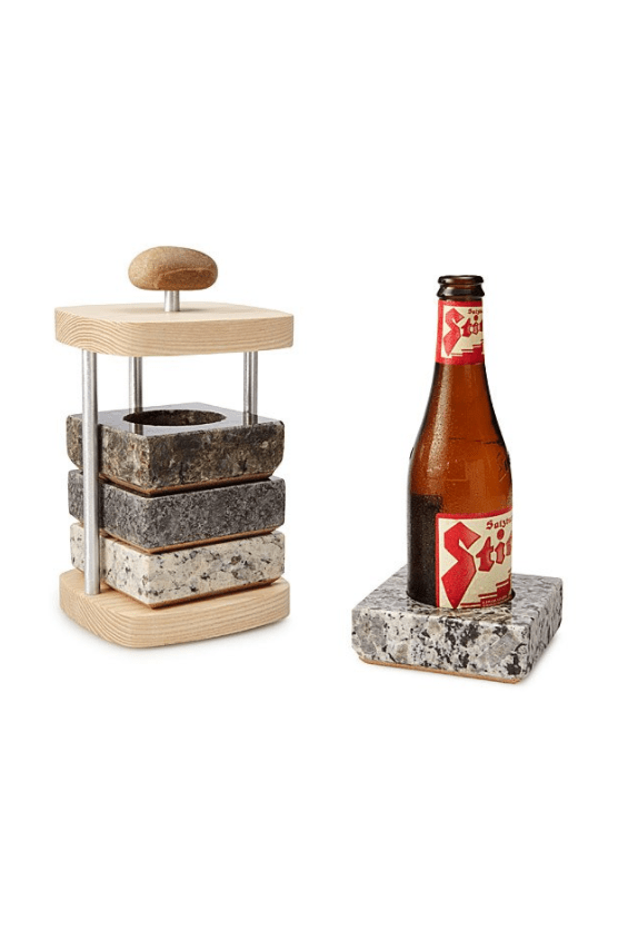beer bottle chilling coasters