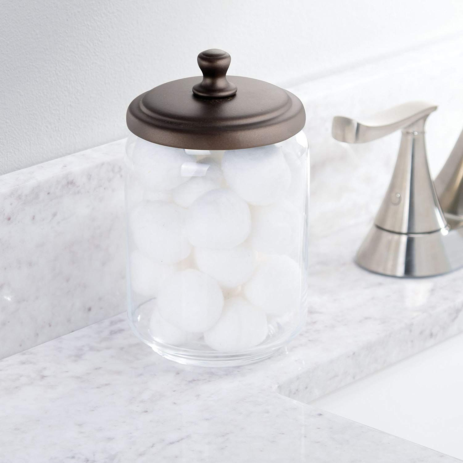 Bathroom Canisters Apothecary Jars
