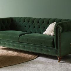 Chesterfield Sofa Bed Sleeper Solsta 9 Best Sofas To Buy In 2018 Reviews Of Anthropologie Lyre Two Cushion