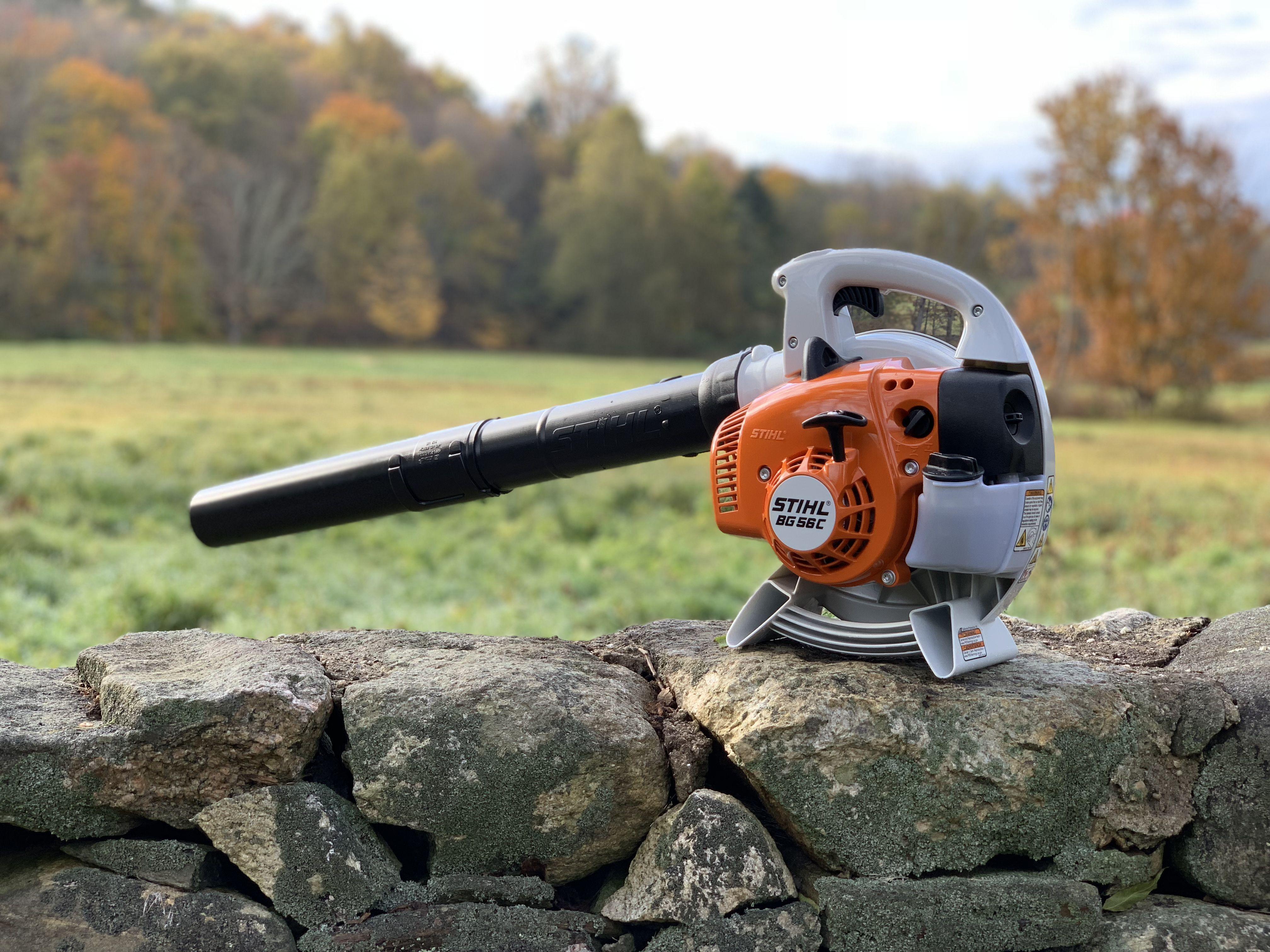 hight resolution of stihl bg 56 c e handheld blower