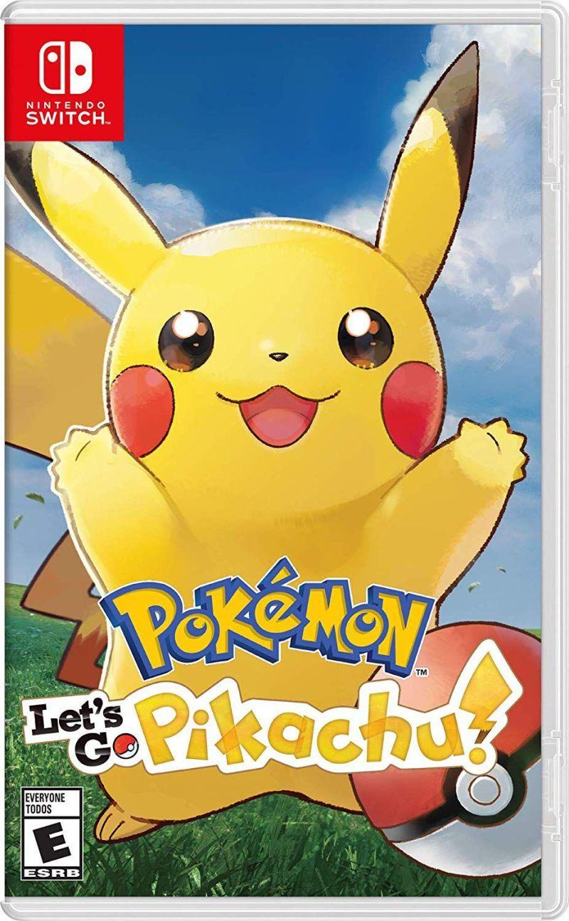 Pokémon: Let's Go! Takes You Back to '90s Nintendo Bliss 1