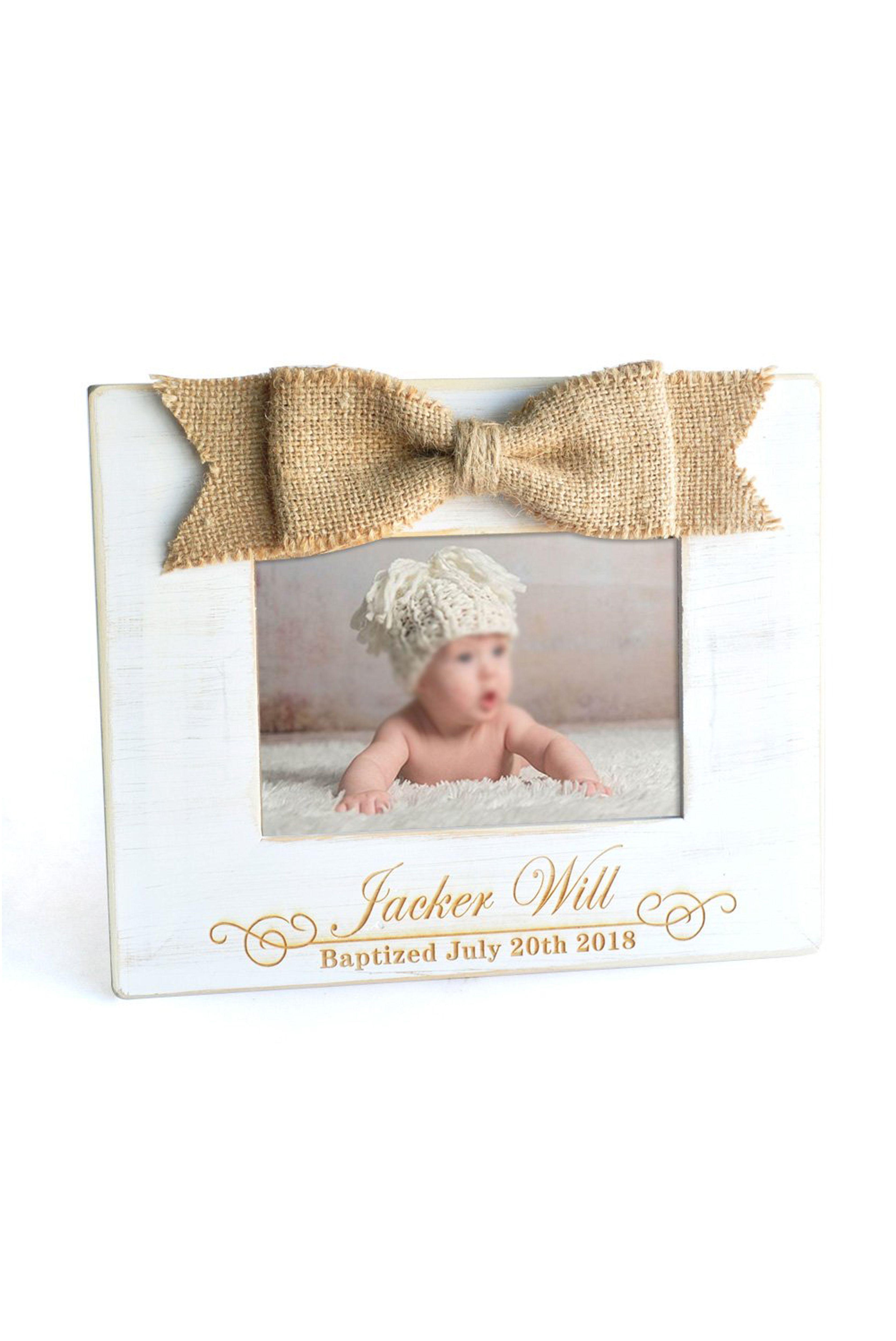 custom baptism gift personalized