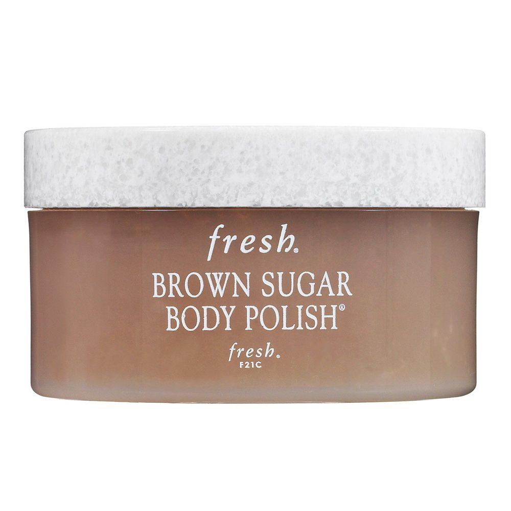 medium resolution of brown sugar body polish exfoliator