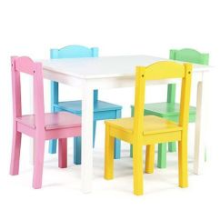Table With Chairs Padded Shower Chair Armrests 17 Best Kids Tables And In 2018 Childrens Sets For Toddlers
