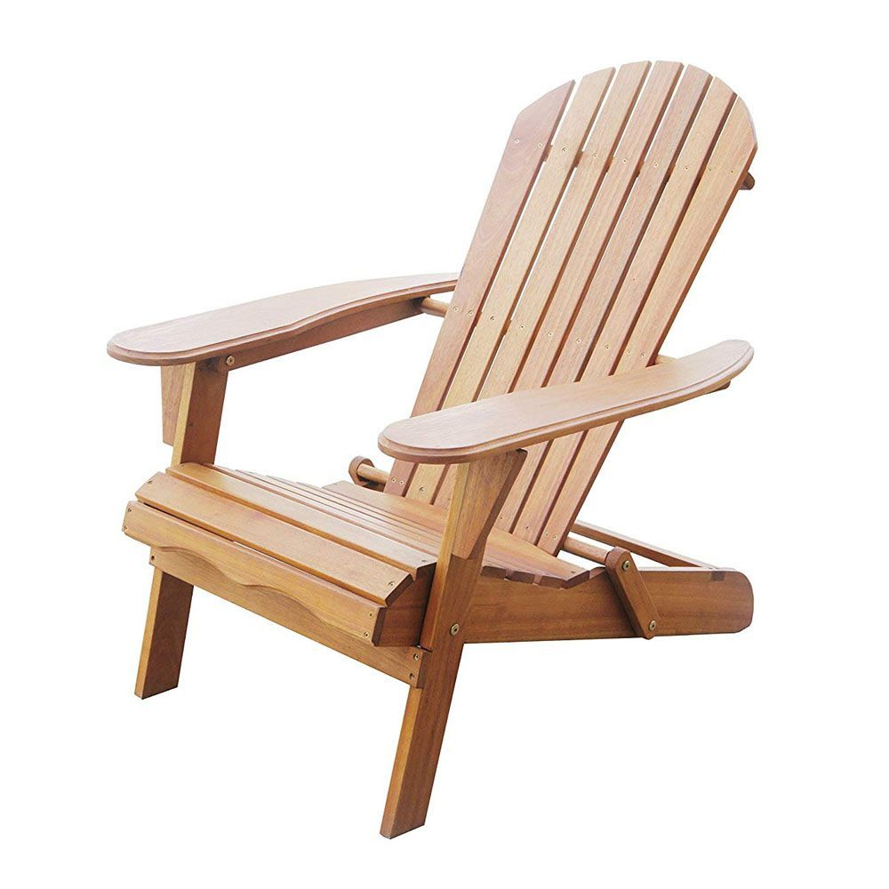 Lifetime Adirondack Chair Amayo Home Solid Eucalyptus Foldable Adirondack Chair