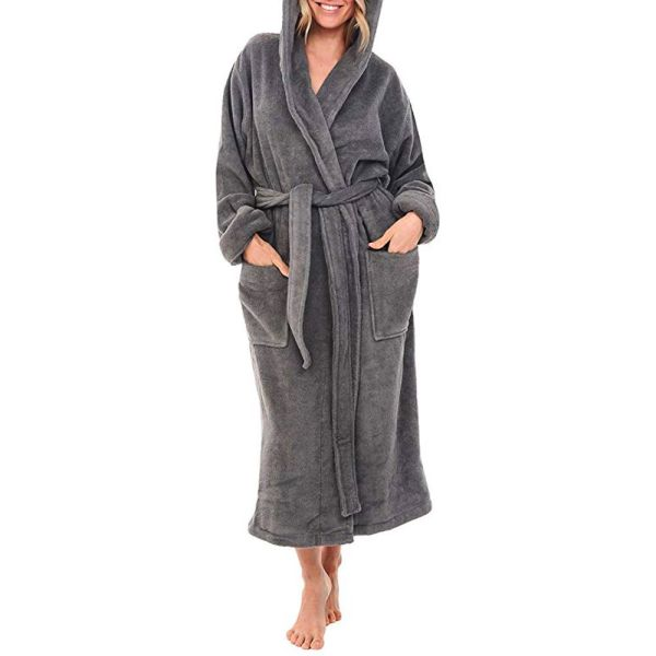 Womens Terry Cloth Robe Canada Bruin