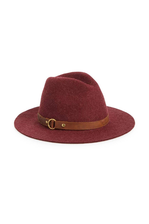 a ribbon straw hat