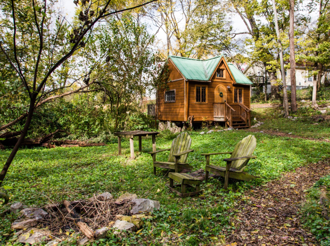 This Tiny Home In Nashville Tennessee Is One Of The Most
