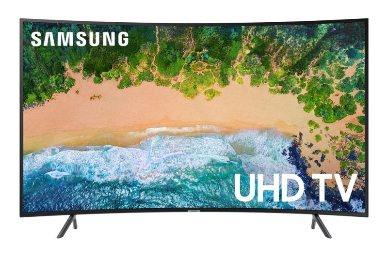 """This 65"""" Samsung 4K HD TV Is 50 Percent Off Today Only 1"""