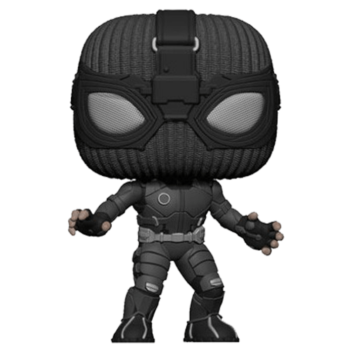 Spider-Man Far From Home Stealth Spider-Man Costume Pop! Vinyl figure