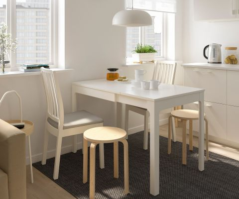 10 Best Ikea Kitchen Tables And Dining Sets Small Space