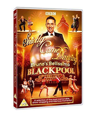 Strictly Come Dancing - La belle Blackpool de Bruno [DVD] [2018]