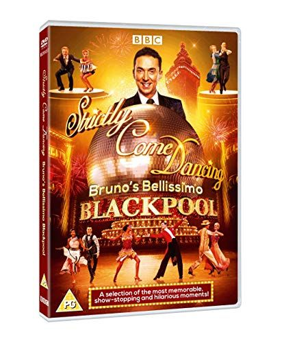 Strictly Come Dancing - La belle Blackpool de Bruno [DVD] [2018]