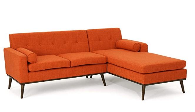 sophia mid century modern sofa and lounge set