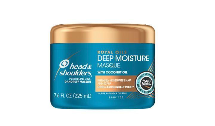 Head & Shoulders Royal Oils Deep Moisture Masque