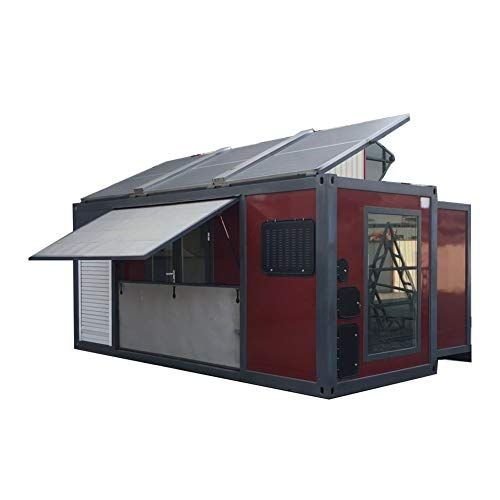 This Solar Powered Tiny House Is For Sale On Amazon