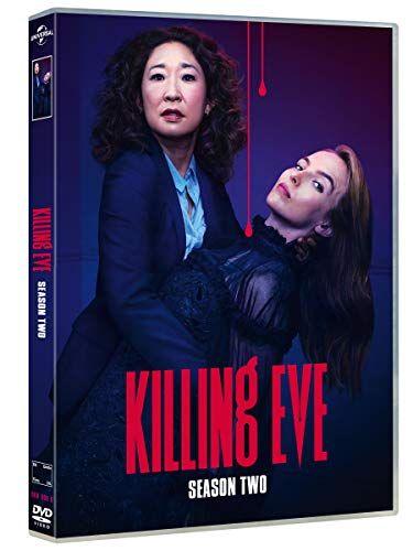 Kill Saver Of The Season 2 [DVD] [2019]