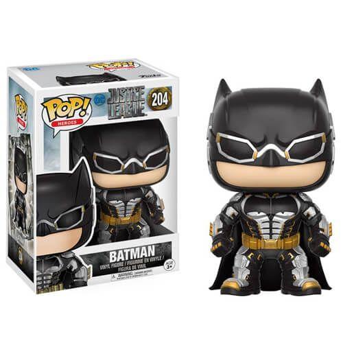 Justice League Batman Pop! Figurine en vinyle
