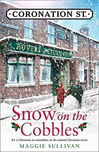 Snow on the cobblestones of Maggie Sullivan