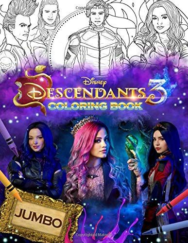 descendants 3 ending how the disney
