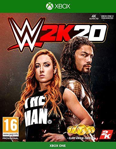 WWE 2K20 with Amazon Exclusive DLC (Xbox One)