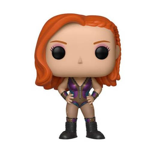 WWE - Becky Lynch Pop! vinyl figure