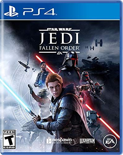 The Official Star Wars Jedi: Fallen Order Launch Trailer Just Revealed a Double-Sided Lightsaber 1