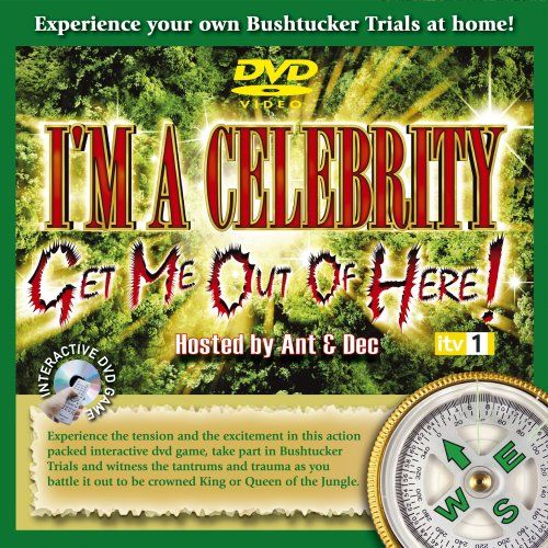 I'm a celebrity ... Get me out of here!  DVD game