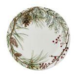 Woodland Berry Dinner Plates, Set of 4