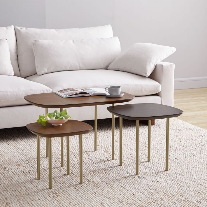 trio nesting tables
