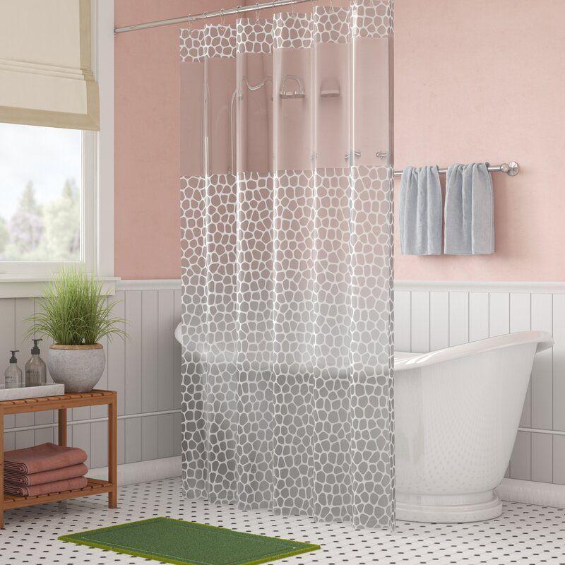 shower curtain ideas for small bathroom