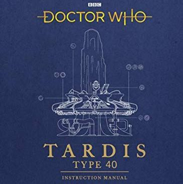 Doctor Who Merchandise Books Figures