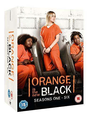 Orange is the new black - Seasons 1-6