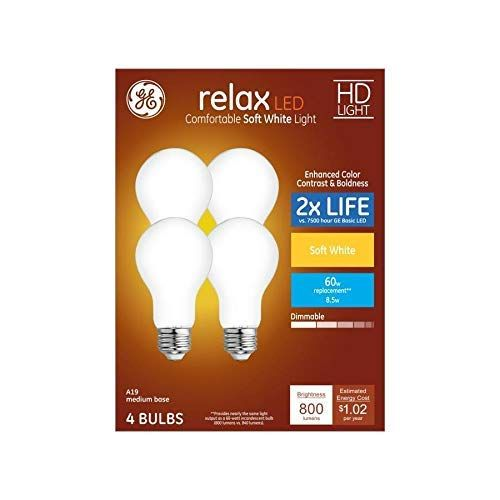 Difference Between Soft White And Daylight Bulbs : difference, between, white, daylight, bulbs, Obsessed, These, Light, Bulbs, Relax, Review