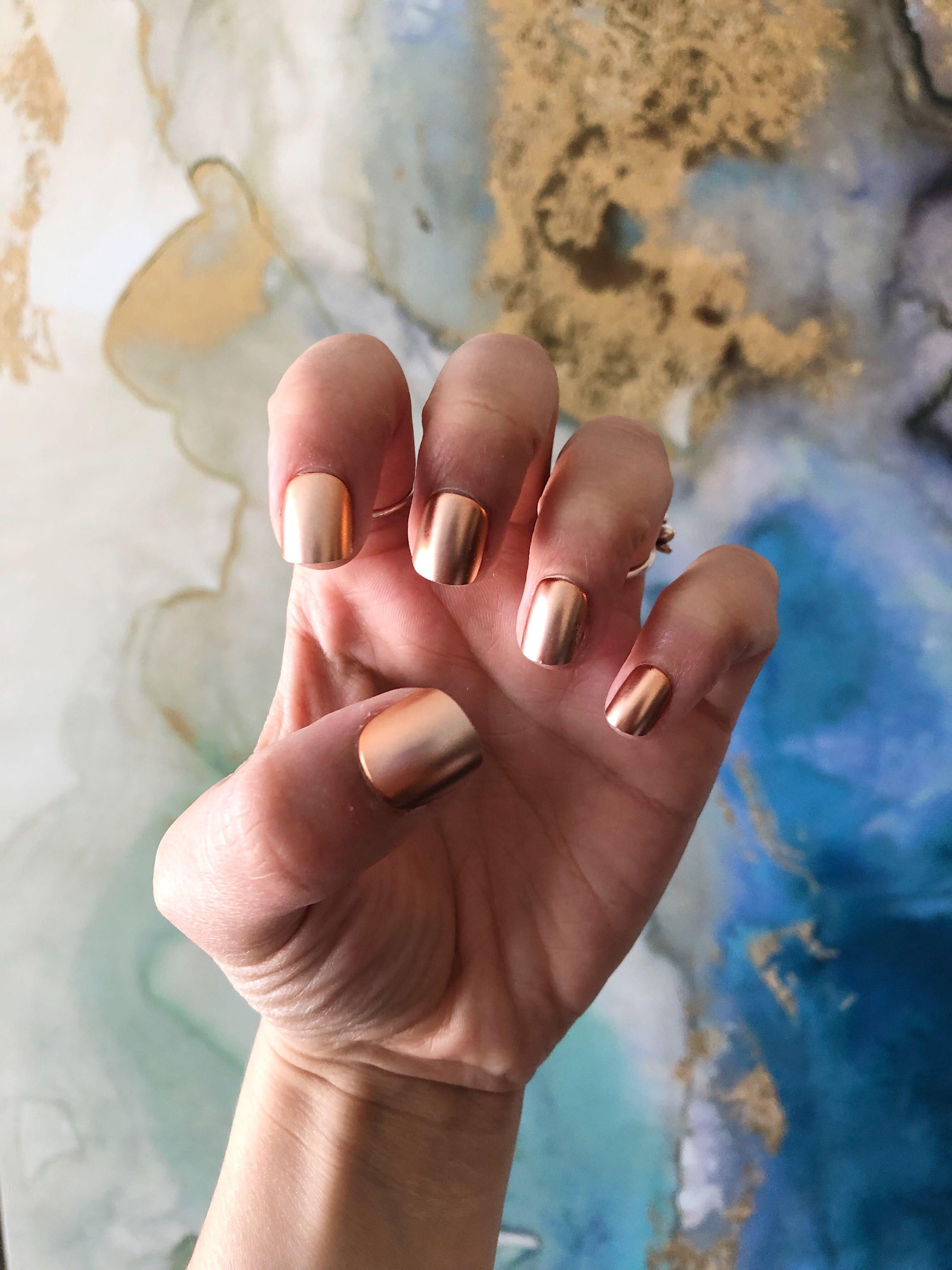 Cvs Press On Nails : press, nails, Press, Nails, Without, Damage
