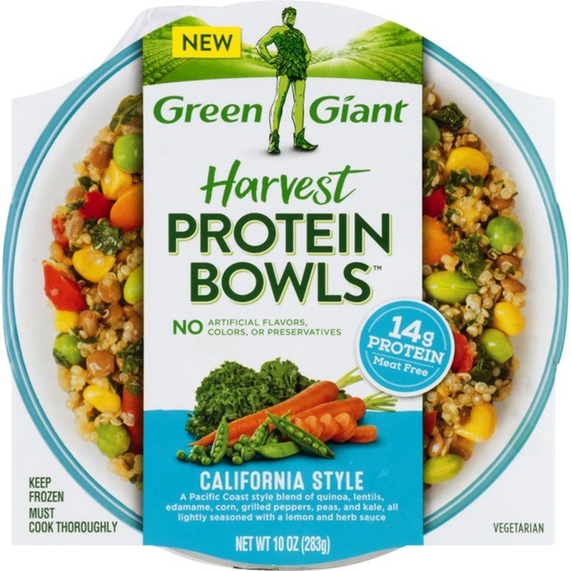 california style harvest protein bowls