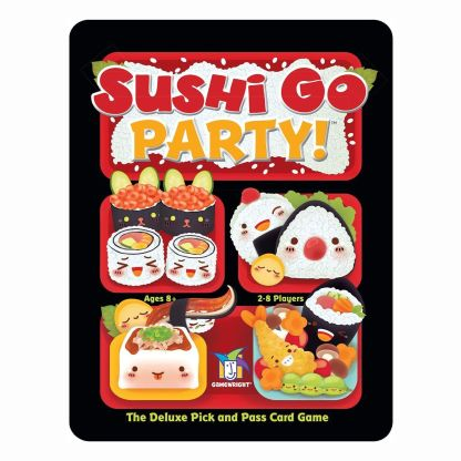 Board game sushi