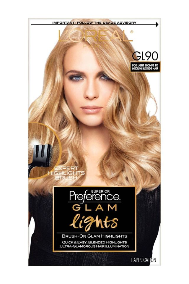 L'Oréal Paris Superior Preference Glam Lights