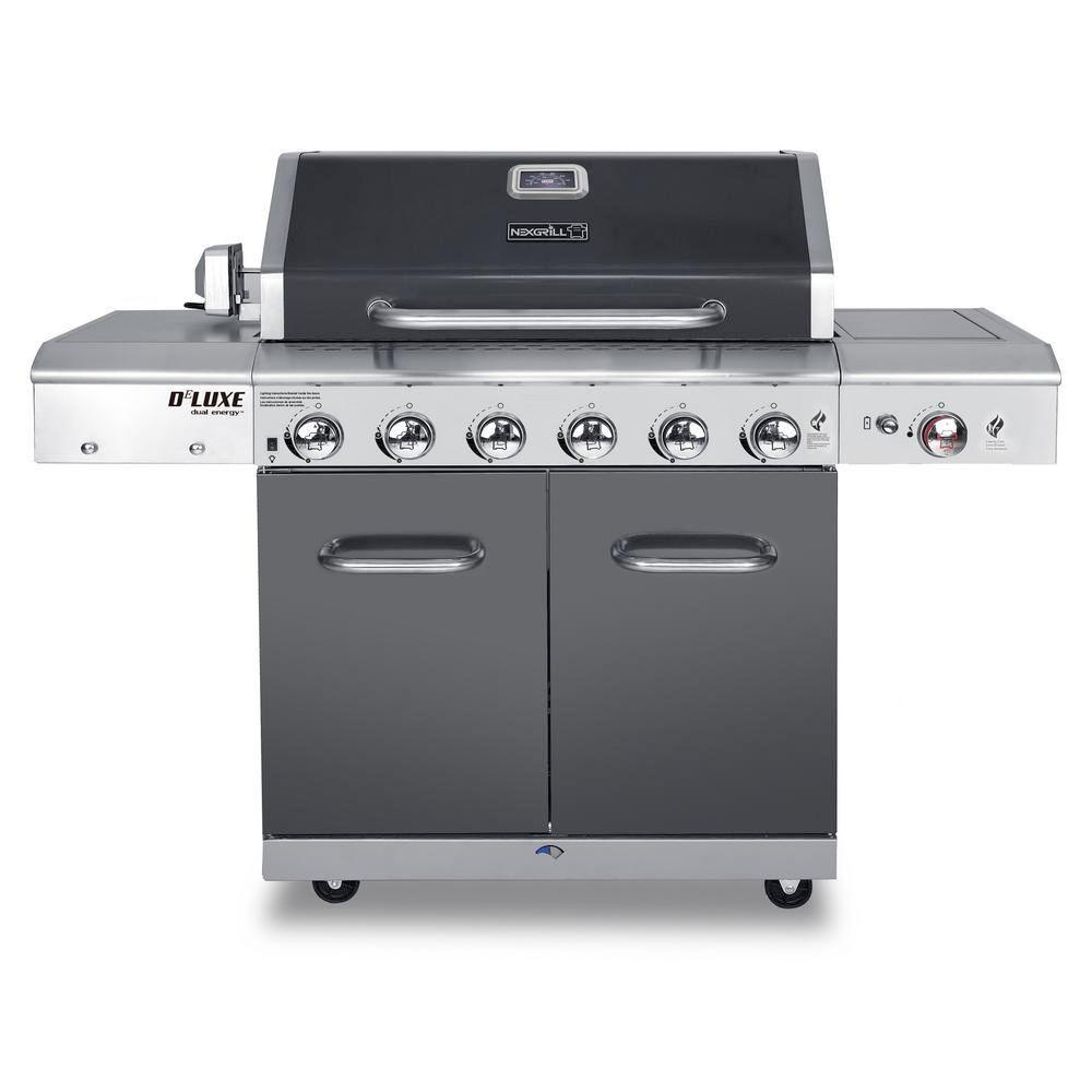 nexgrill deluxe 720 0896e gas grill