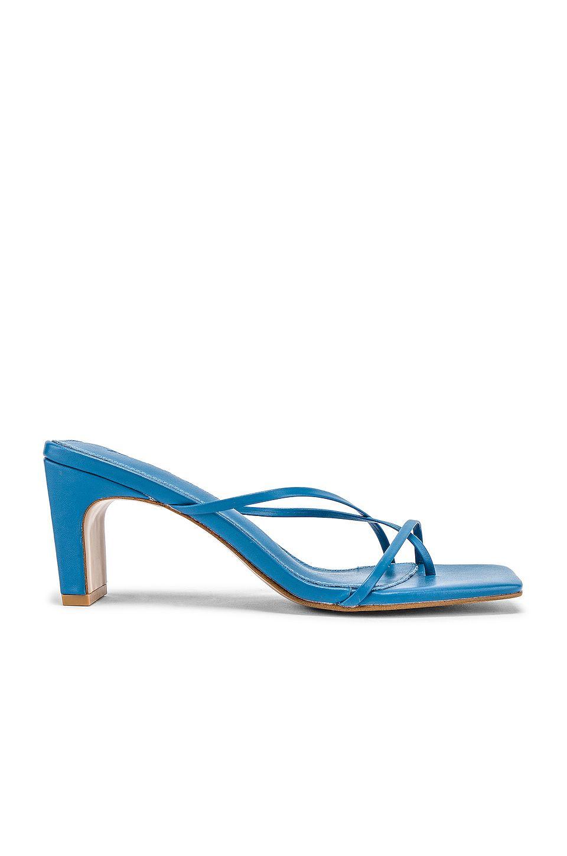 Euro Heel in Blue