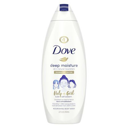 Body Wash Deep Moisture