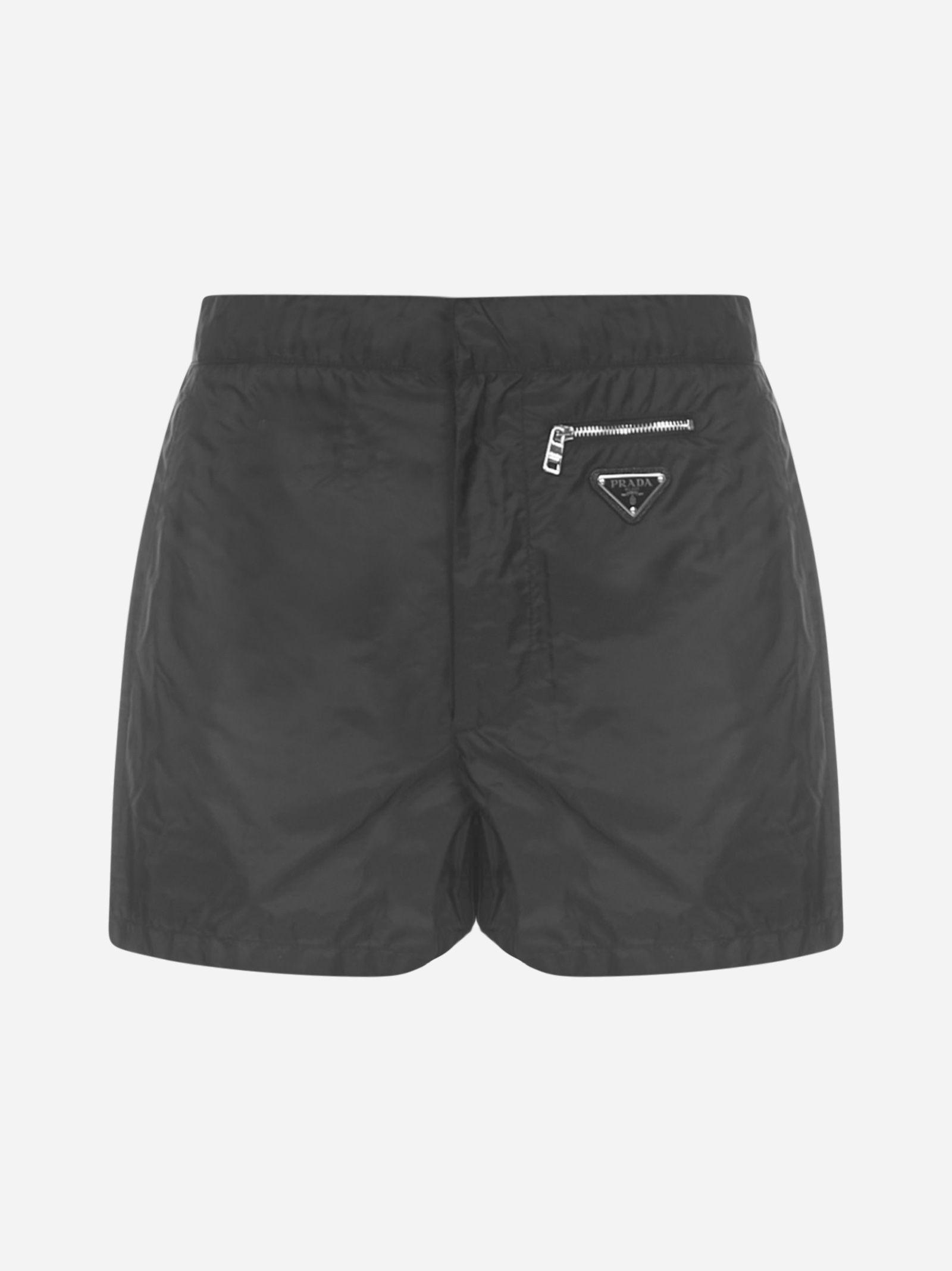 Logo-Plaque Shorts