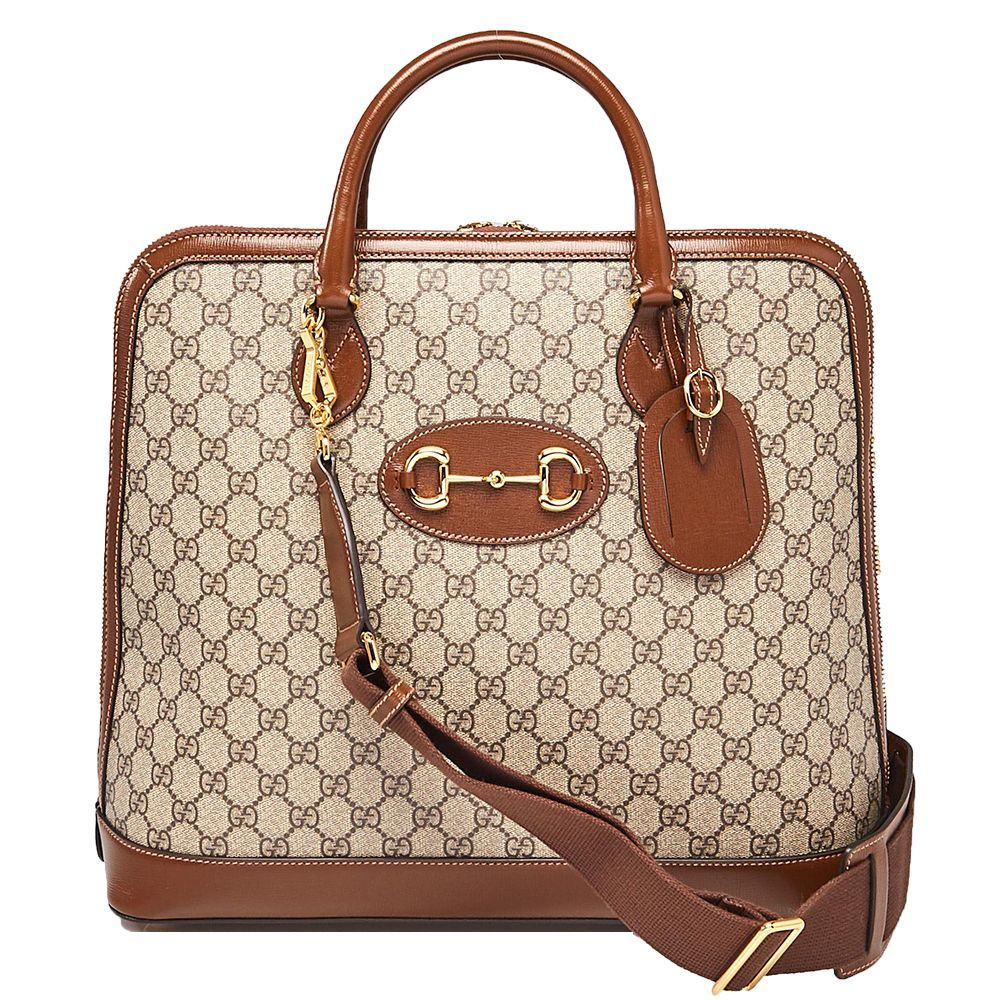 GG 1955 Horsebit Duffle Bag