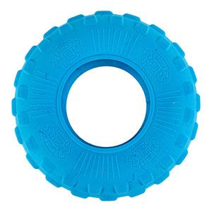Ruffer and Tuffer Mighty Wheel Dog Toy