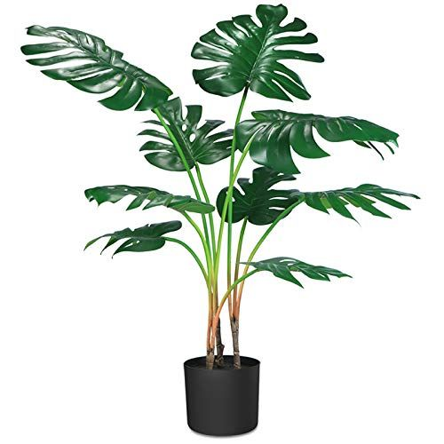 Искусственное растение Monstera Deliciosa